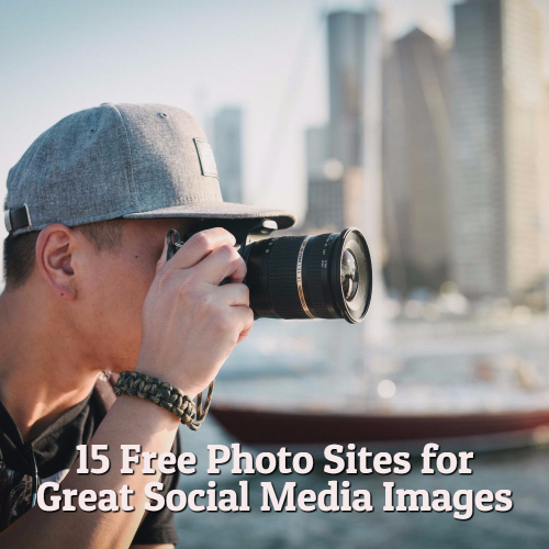 15 Free Photo Sites for Great Social Media Images - So, What Do You Do Again?