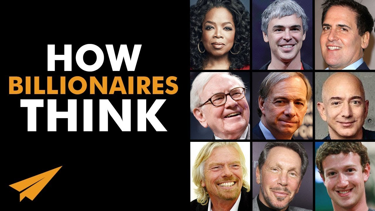 How-Billionaires-THINK-Success-Advice-From-the-TOP-Vol.2