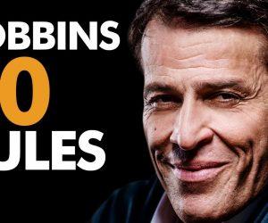 DISCIPLINE-Your-Mind-Tony-Robbins-@TonyRobbins-Top-10-Rules