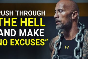 EXCUSES-ARE-LIES-Motivational-Video