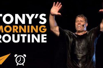 Tony-Robbins-MorningRoutine
