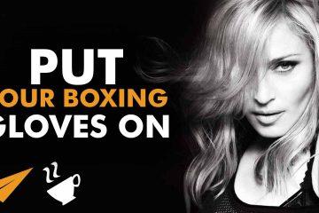 Put-your-boxing-gloves-ON-Madonna-@Madonna-Entspresso
