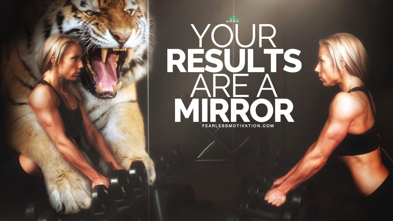 Your-Results-Are-A-Mirror-Of-Your-Effort-Sacrifice-Discipline-Motivational-Speech