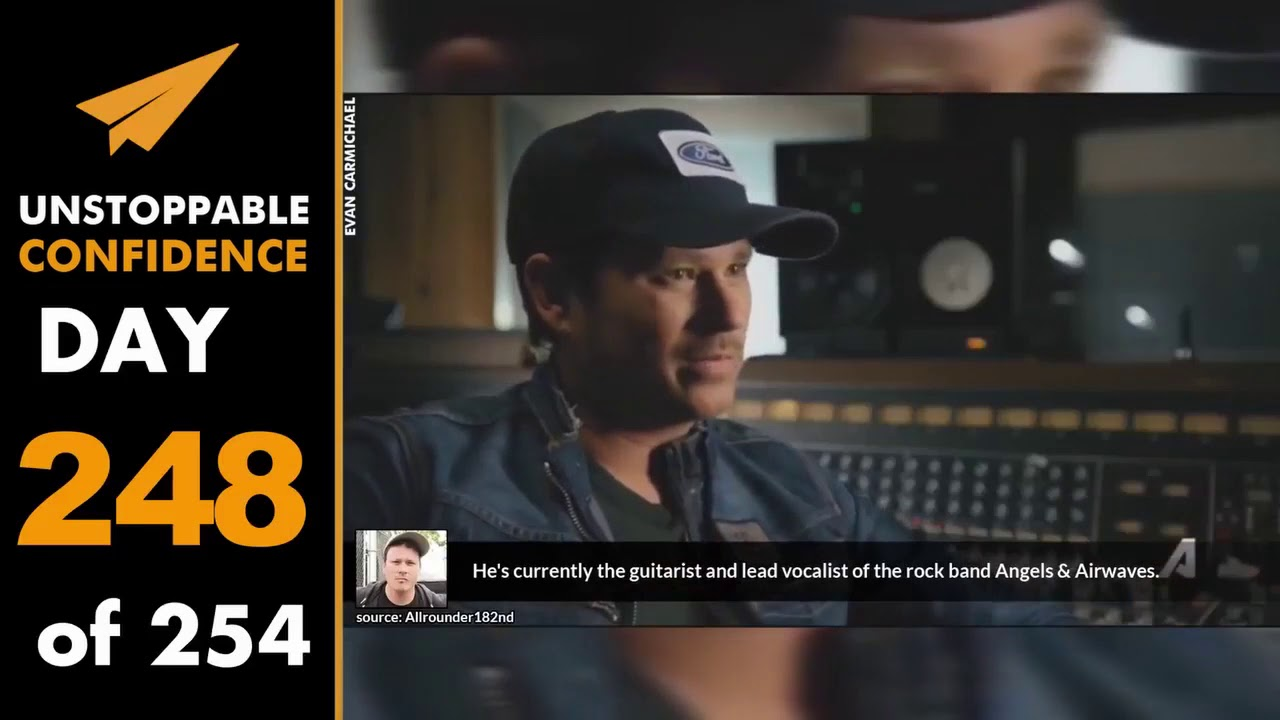 Unstoppable-Confidence-Tom-DeLonge-Day-248-of-254